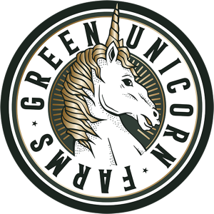 green unicorn full logo