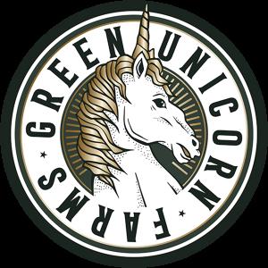 green unicorn full logo