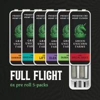 Pre Roll Flight