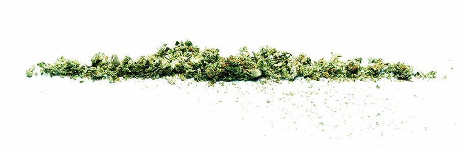 Mix hemp and weed