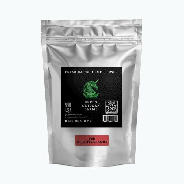 Sour Special Sauce Bag