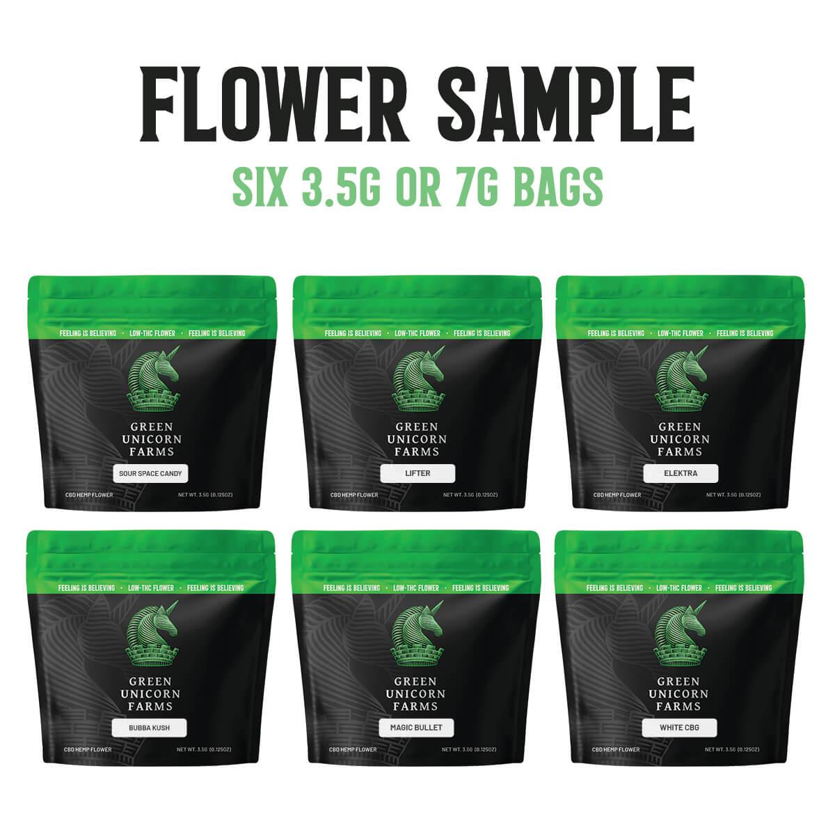 (NEW) Flower Bundle
