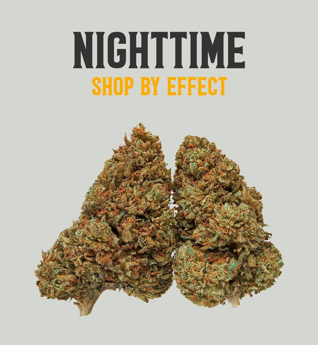 Nighttime CBD Flower