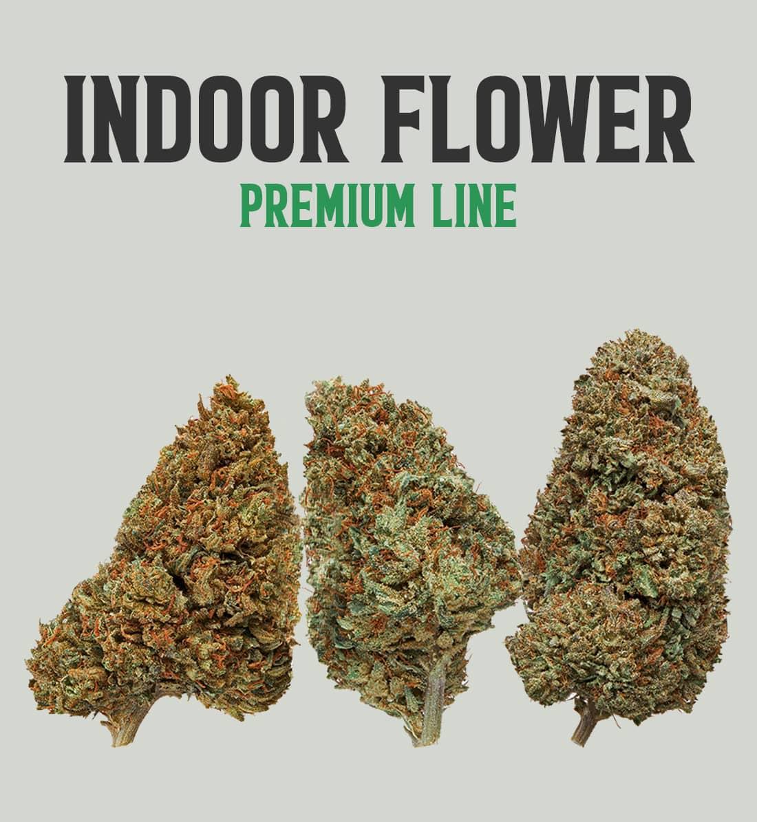 Indoor CBD Flower