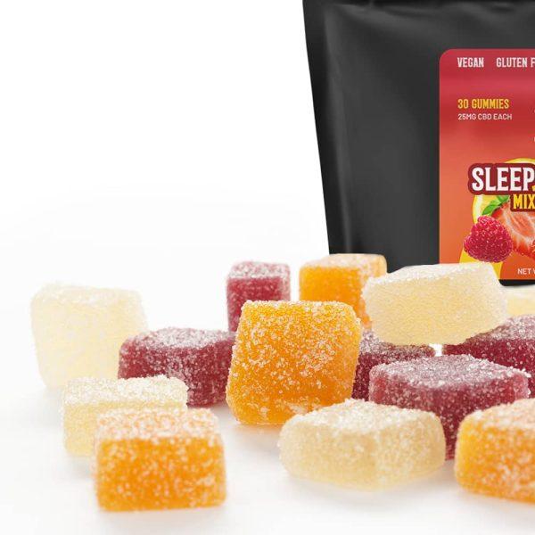 Vegan CBD Sleep Gummies