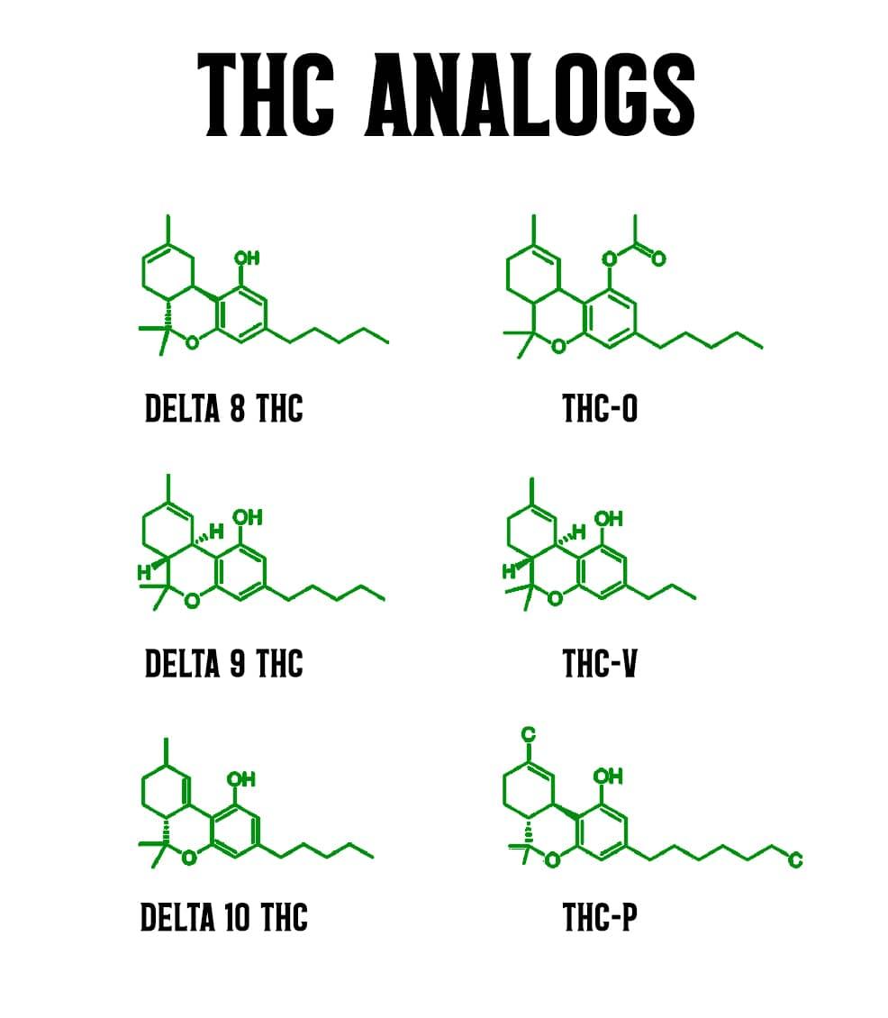 THC Analogs THC-O